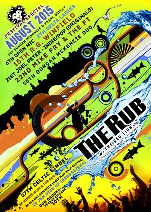 The Rub August 2015