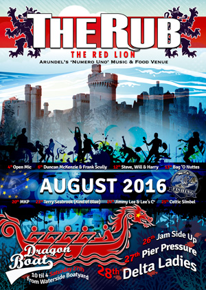 The Rub August 2016
