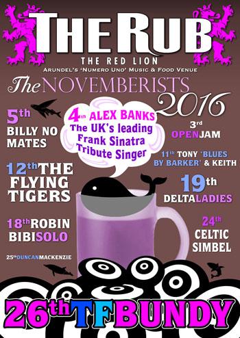 The Rub November 2016
